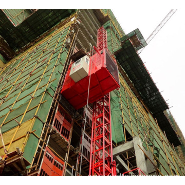 SC200 construction elevator of construction building hoist