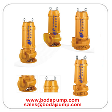 China Supplier for Electric Ash Sewage Pump Good Quality Submersible Non-clog Sewage Pump export to British Indian Ocean Territory Factories