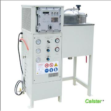 Solvent distillation machine / automatic / vacuum