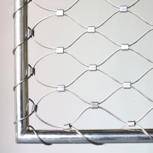 10 Years for Architectural Flexible Stainless Steel Net Stainless Steel Rope Architectual Mesh supply to Italy Manufacturers