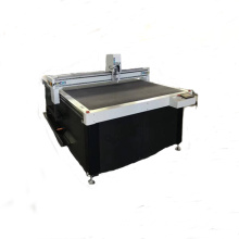 10 Years manufacturer for Interactive Advertising Machine CNC knife cutting machine with vibration knife export to Panama Manufacturers