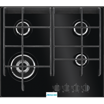 Stainless Steel Cooktop vs Black Cooktop