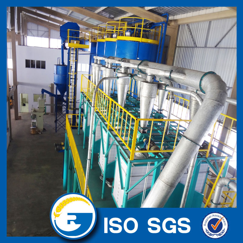 Semolina Making Machine Flour Grinding Line