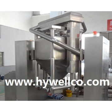 Multifunctional Pharmaceutical Bin Mixing Machine