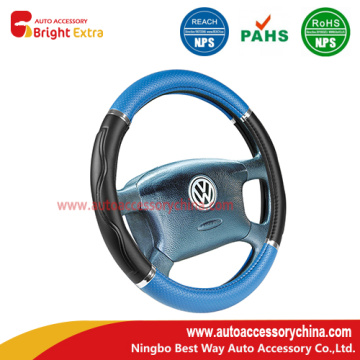 Good User Reputation for Premium Steering Wheel Covers Auto Car Steering Wheel Cover Universal 15 inch export to Saint Vincent and the Grenadines Manufacturer