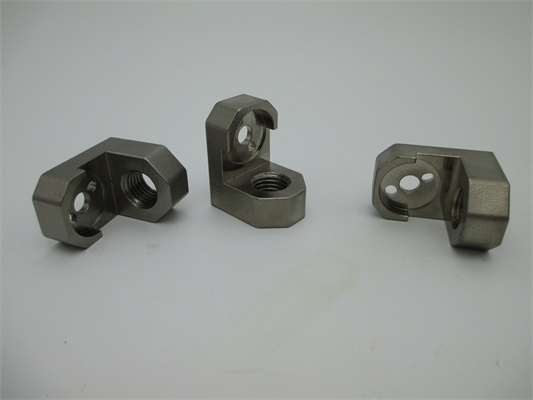 S50C Investment Casting Parts for Custom Fittings1