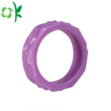 Personalized Diamond Silicone Rings Irregular Finger Rings