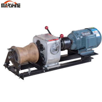 Portable Mini 1Ton Capacity Cable Winch