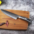 Professional Japanese Damascus Super Steel Kitchen Knife