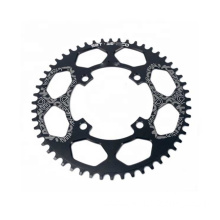 Bike Narrow Wide Round Chainwheel Cycle Crankset