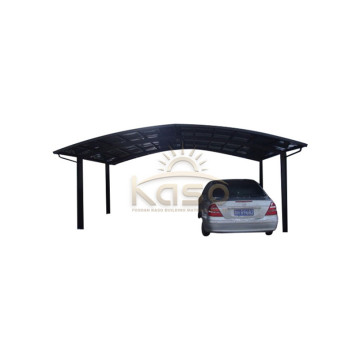 Gara Car Parking Shed Aluminum Polycarbonate Single Carport