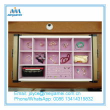 Personlized Products for Stackable Jewelry Trays Jewelry Tray Insert for Closet export to Italy Suppliers