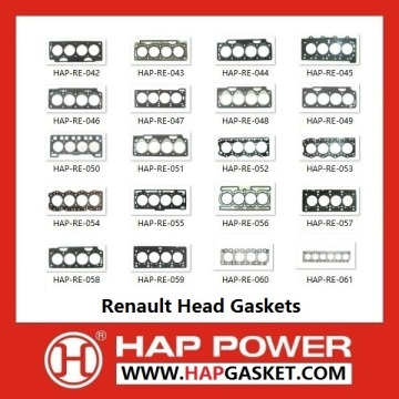 Short Lead Time for for China Head Gasket,Metal Head Gasket,Cylinder Head Gasket,Engine Head Gasket,Tractor Head Gasket Manufacturer Renault Head Gasket 8200071111 supply to Uruguay Importers