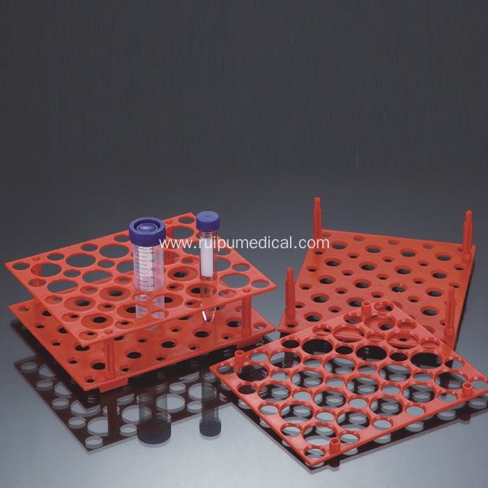 50Well Snap-together Conical Tube Racks