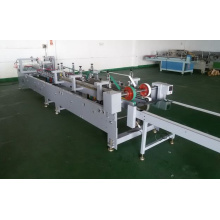 ZX-650N Automatic plastic box folder gluer machine