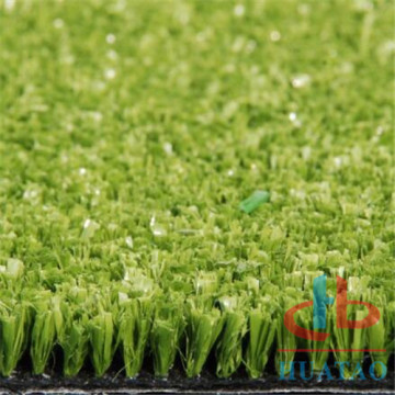 Durable artificial grass turf for hocky field