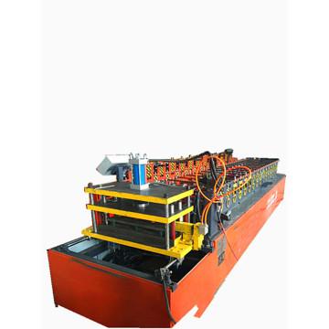 DIXIN Big square plate equipment roll forming machine