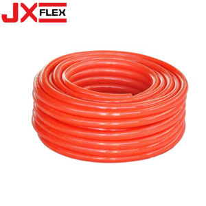 PVC Transparent Fiber Braided PVC Hose