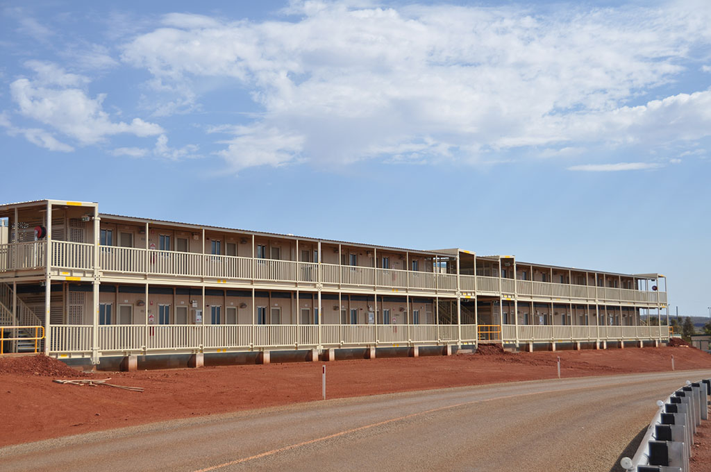 Accommodation Building