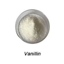Kualiti tinggi Vanillin Crystal Powder Food Additive
