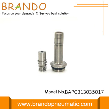 13mm solenoid valve stem for poppet valve