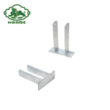 Best Price for for China Fence Post Caps, Post Anchor Support, Post Anchor Base Manufacturer Hot-Dip Galvanized U Post Support export to Greenland Manufacturers