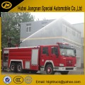 HOWO Water Foam Fire Trucks