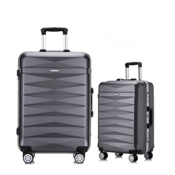 Integrated Top Quality Aluminum alloy Travel Trolley Luggage
