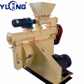 Animal feed pelletizing machine