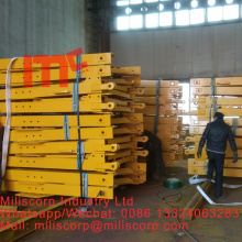 China Factory for Tower Crane Parts Tower crane mast section supply to Swaziland Supplier