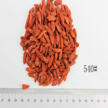 Certified Size 540 Organic Dried Goji