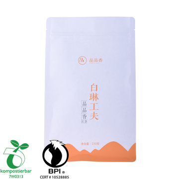 Renewable Flat Bottom Biodegradable  Pouch Factory