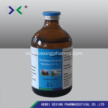 100% Original for Parasite Medicine Deltamethrin 5% Diclofenac Sodium Injection veterinary export to Solomon Islands Factories