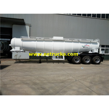 17000 Litres 3 axles H2SO4 Delivery Trailers