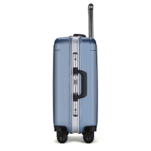 Hot Sale Abs Luggage Upright Suitcase abs luggage