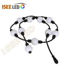 360degree DMX Frosted Video Round Led Ball