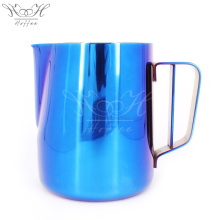 Customized for Milk Pitcher Coffee Pitcher Barista gear Jug Italian Type supply to South Korea Supplier