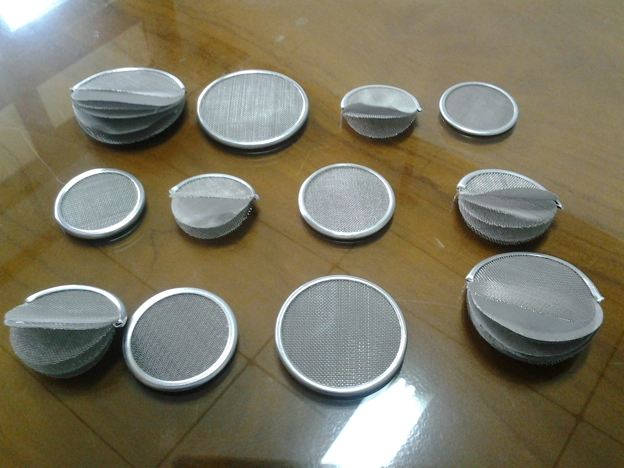 Multilayer Filter Disc