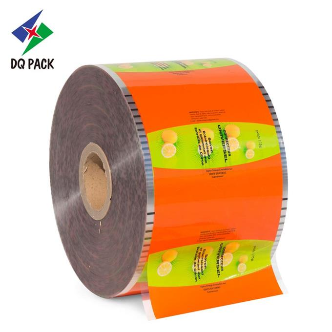 Automatic Packaging Roll Stock