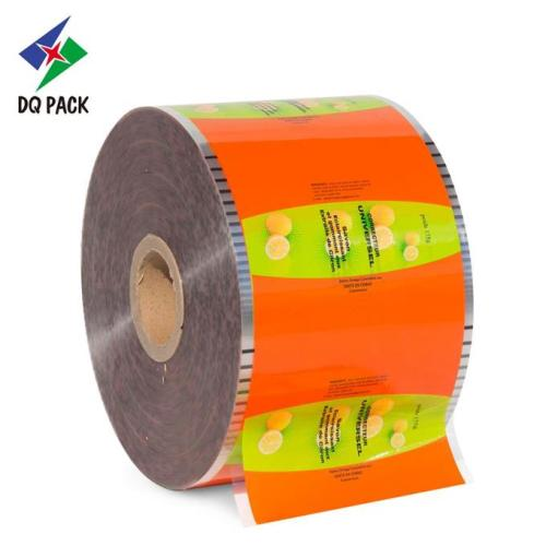 Automatic Packaging Roll Stock Packaging Film