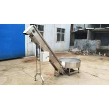 Vertical screw feeding equipment