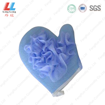 wholesale mesh moisturizing bath gloves target