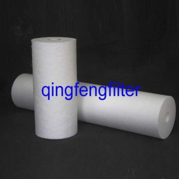 "10""Micron PP Melt- Blown Filter Cartridges Water Treatment"