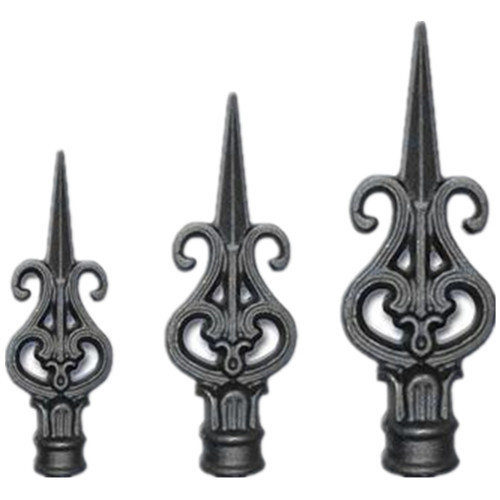 Ornamental Decoration Iron Fence Spear Heads