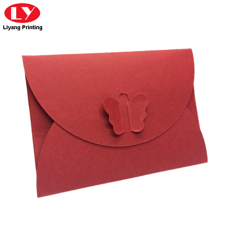 Envelope With Butterfly Closure4