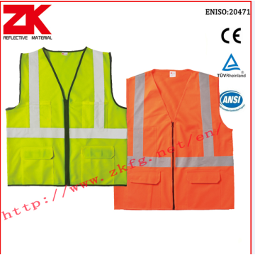 Good quality Wholesale Traffic warning jacket