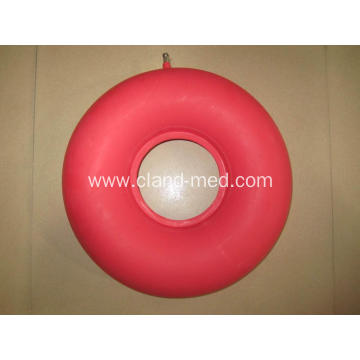 Medical Rubber Air Cushion red round