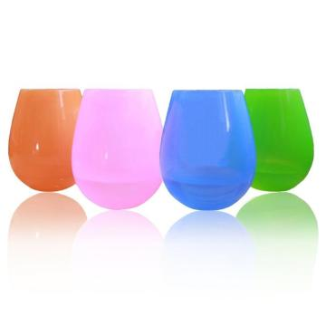 Modern Design Save Space Silicone Travel Mug
