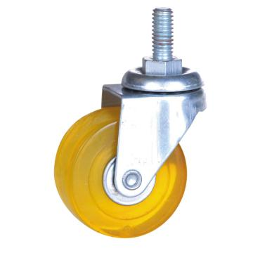2inch PVC Swivel Wheel