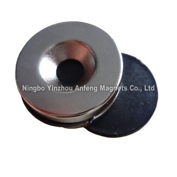 N40 Rare Earth Permanent Countersunk Magnets